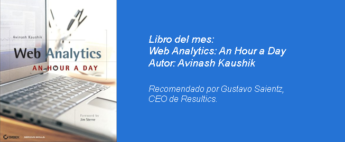 """Lectura recomendada: """"Web Analytics: An Hour a Day"""""""