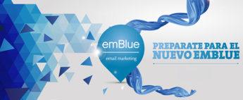 ¡Lanzamos el Nuevo emBlue!