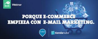 La poderosa alianza entre el E-Commerce y el Email Marketing nos permite optimizar las comunicaciones con nuestros clientes