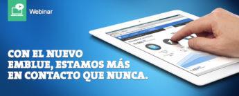 Webinar Nuevo emBlue: ¿Cómo administrar los contactos?
