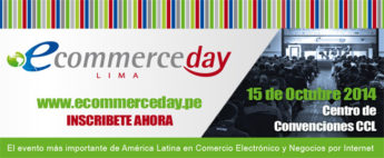 ¡Llega el eCommerce Day Lima!