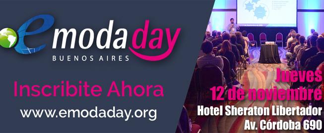 ¡Se viene el eModa Day en Argentina!