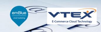 Vtex y emBlue formalizan su unión