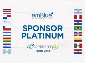 emBlue será Sponsor Platinum en el eCommerce Day Tour 2018
