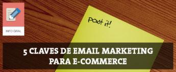 ¿Cómo implementar el Email Marketing en negocios y tiendas online?