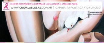 """emBlue apoya la campaña """"Cuidá las lolas"""" para concientizar sobre el cáncer de mama"""