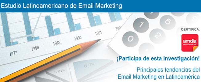 AMDIA apoya el Estudio Latinoamericano de Email Marketing