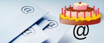 Birthday Email: top cuatro de los más utilizados