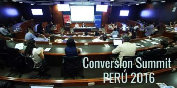 Conversion Email Summit Perú 2016