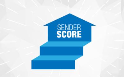 ¿Cómo aumentar y mantener una buena puntuación del Sender Scoring?