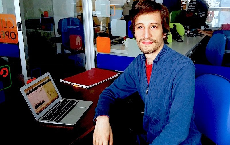 Germán Jakob,Coordinador de Marketing 360 de emBlue