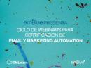 emBlue y OmLatam presentan: Ciclo de webinars para certificación de email y marketing automation
