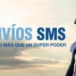 Envíos SMS - Mucho más que un super poder