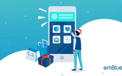 Cómo elaborar una campaña de email marketing en Navidad