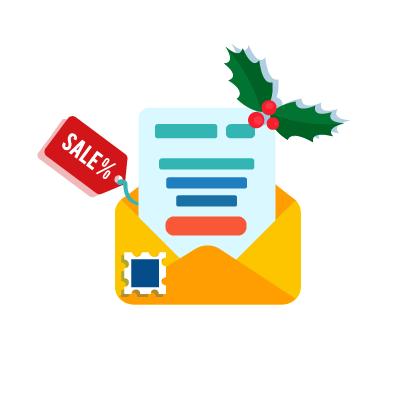 Diseño emails fechas especiales