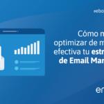 eBook: Cómo medir y optimizar tu estrategia de email marketing