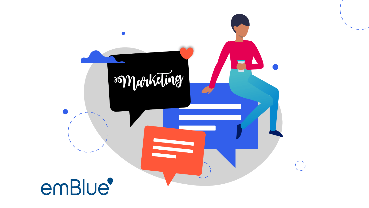emBlue: marketing conversacional