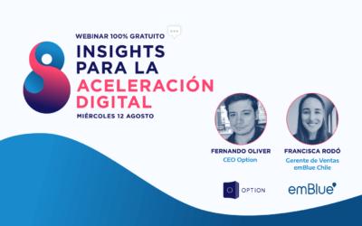 8 insights para la aceleración digital