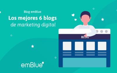 Los mejores 6 blogs de marketing digital