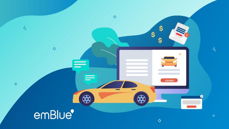 Marketing automotriz emblue