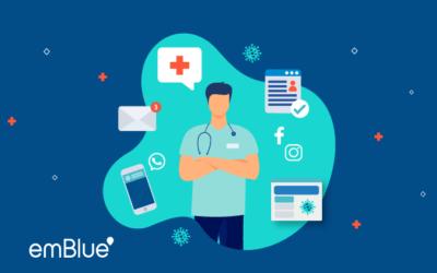 Marketing hospitalario y de servicios de salud: ¿cómo actuar frente a una pandemia?