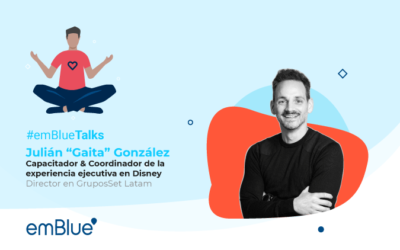 #emBlueTalks «Cómo mejorar la experiencia del cliente en tu empresa según el modelo Disney»